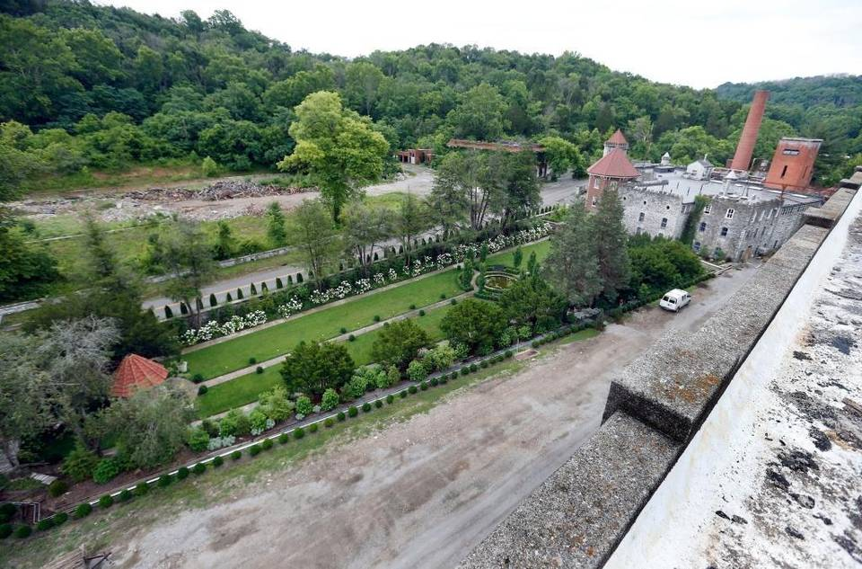 Old Taylor Distillery Is Now Castle & Key…
