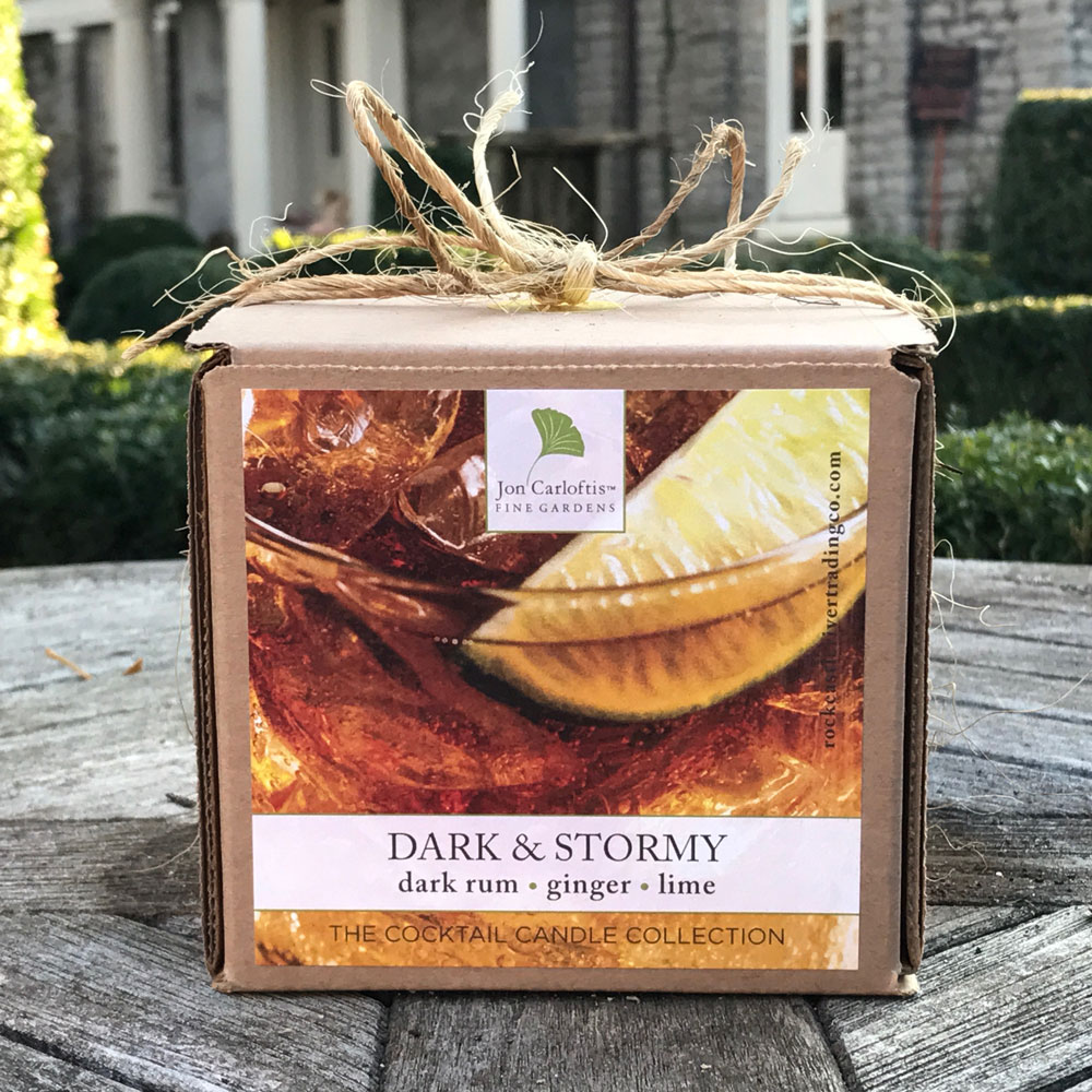 Dark & Stormy Candle