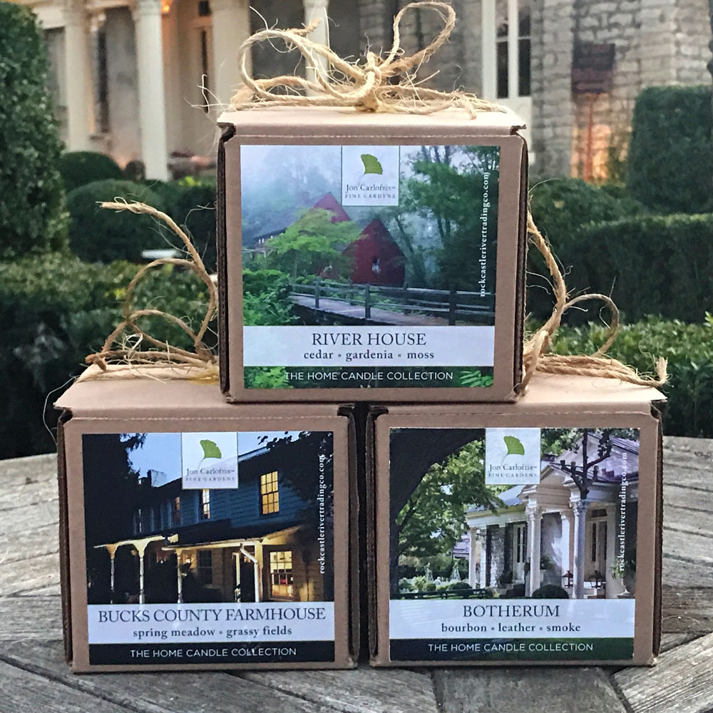 Gift Set Of 3 Candles