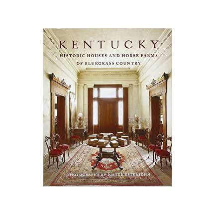 Kentucky Historic Houses And Horse Farms Of Bluegrass Country