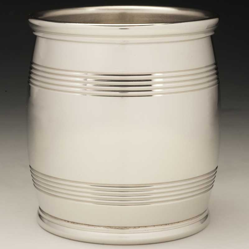 "Asa Pewter 3"" Original Barrel Beaker (9 Oz.)"