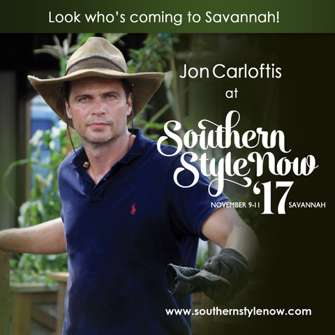 Meet Me At Southern Style Now Where I'll Be A Panelist This November!