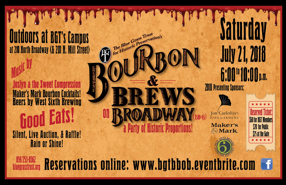 BGT-Bourbon & Brews on Broadway