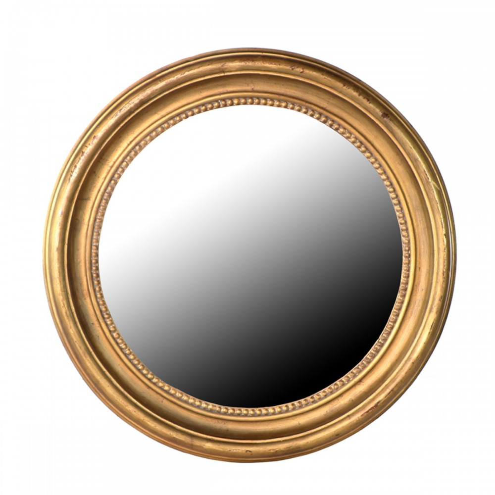 Convex Accent Mirrors