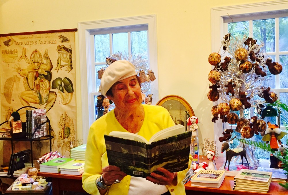 Lucille Carloftis At Story Time Rockcastle River Trading Co.